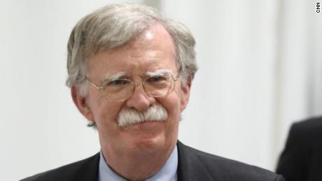 Bolton lawyers in talks about possible impeachment deposition