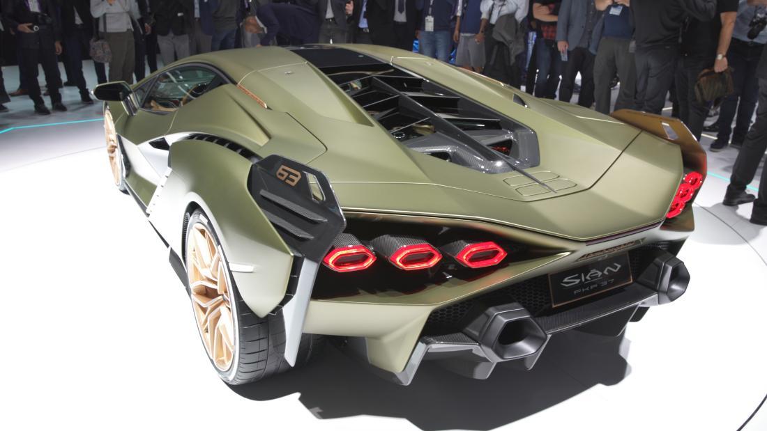 Lamborghini's new tech could revolutionize electric supercars