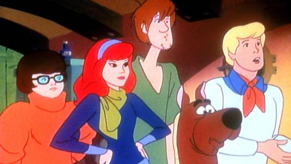 """The cartoon """"Scooby-Doo, Where Are You!"""" turns 50 this year."""