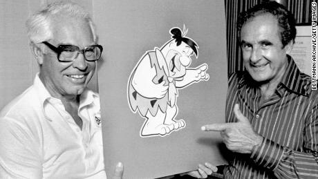 "William Hanna and Joseph Barbera created cartoons, such as ""The Flintstones"" and ""Scooby-Doo."""