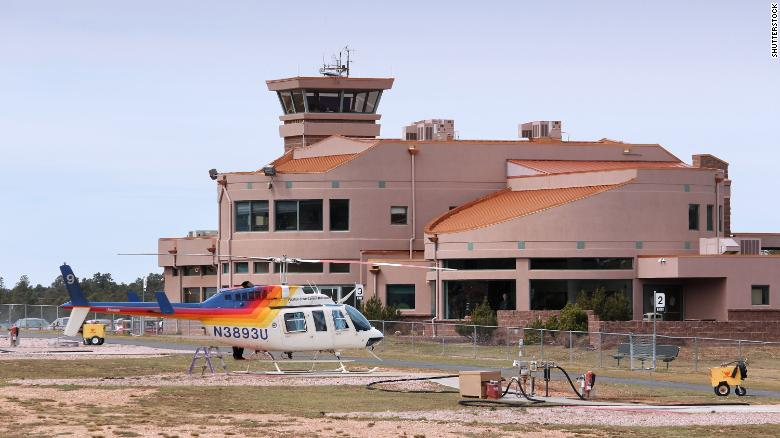 Grand Canyon National Park Airport.