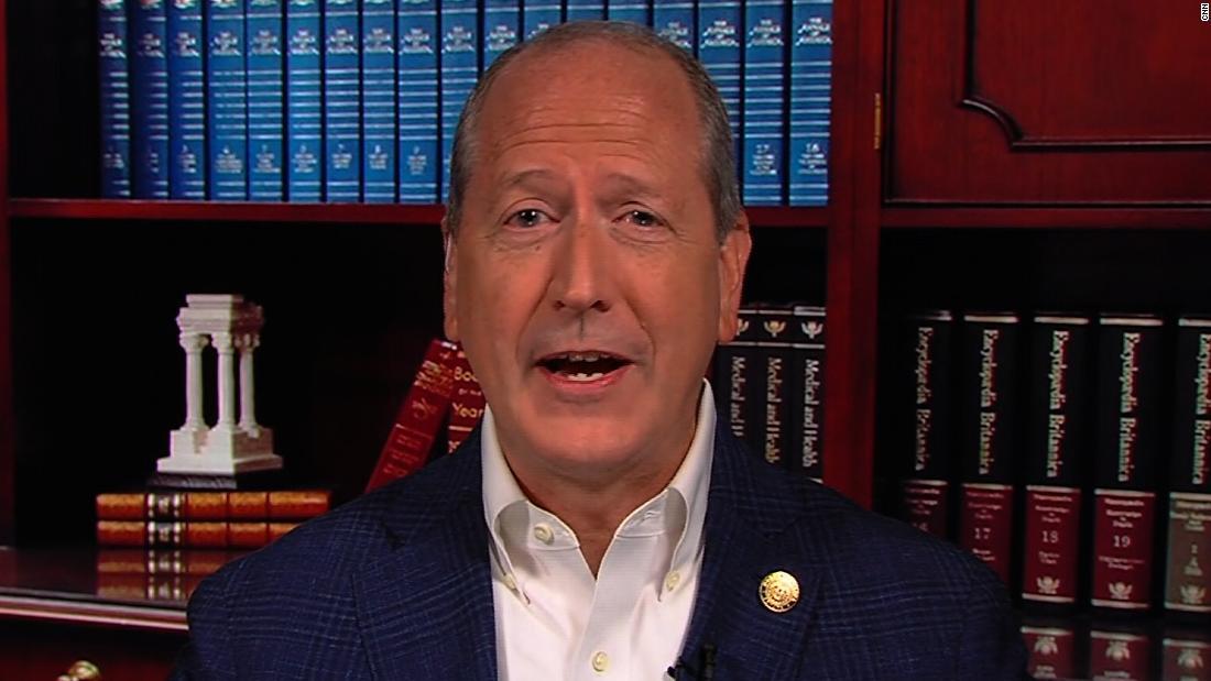 Rep.-elect Dan Bishop says Trump's visit to NC before election was 'big deal'