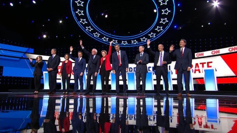 presidential debate - photo #15