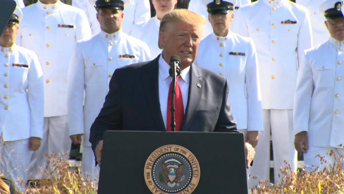 Donald Trump sure has a strange way of commemorating 9/11