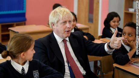 "In announcing the changes, Prime Minister Boris Johnson said the UK had a ""proud history of putting itself at the heart of international collaboration and discovery."""