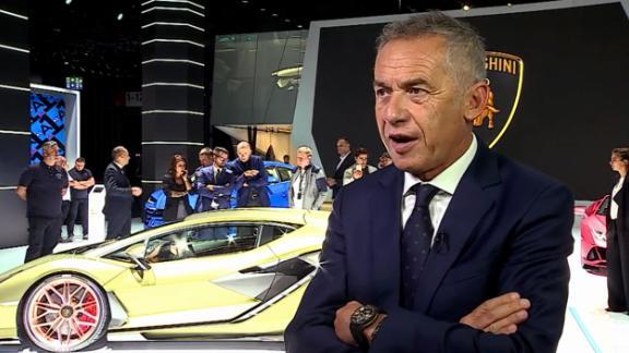 Maurizio Reggiani, Lamborghini