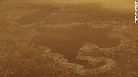 Saturn's moon Titan is largely covered in organic material, new evidence shows