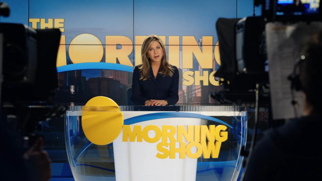 Here's what drew Jennifer Aniston back to TV with 'Morning Show'