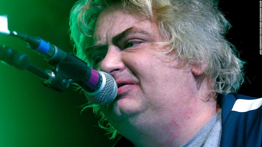 Daniel Johnston, indie singer-songwriter, dies at 58