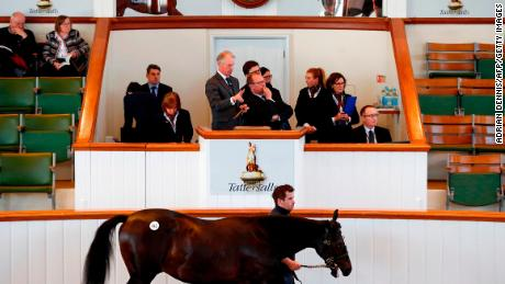 Tattersalls is the oldest bloodstock auctioneers in the world, founded in London in 1766.