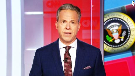 Tapper: This is a danger being caused by Trump
