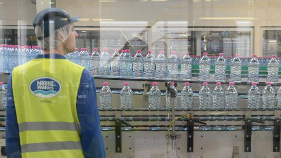 Nestlé has pledged to reduce greenhouse gases across its supply chain by 2050.