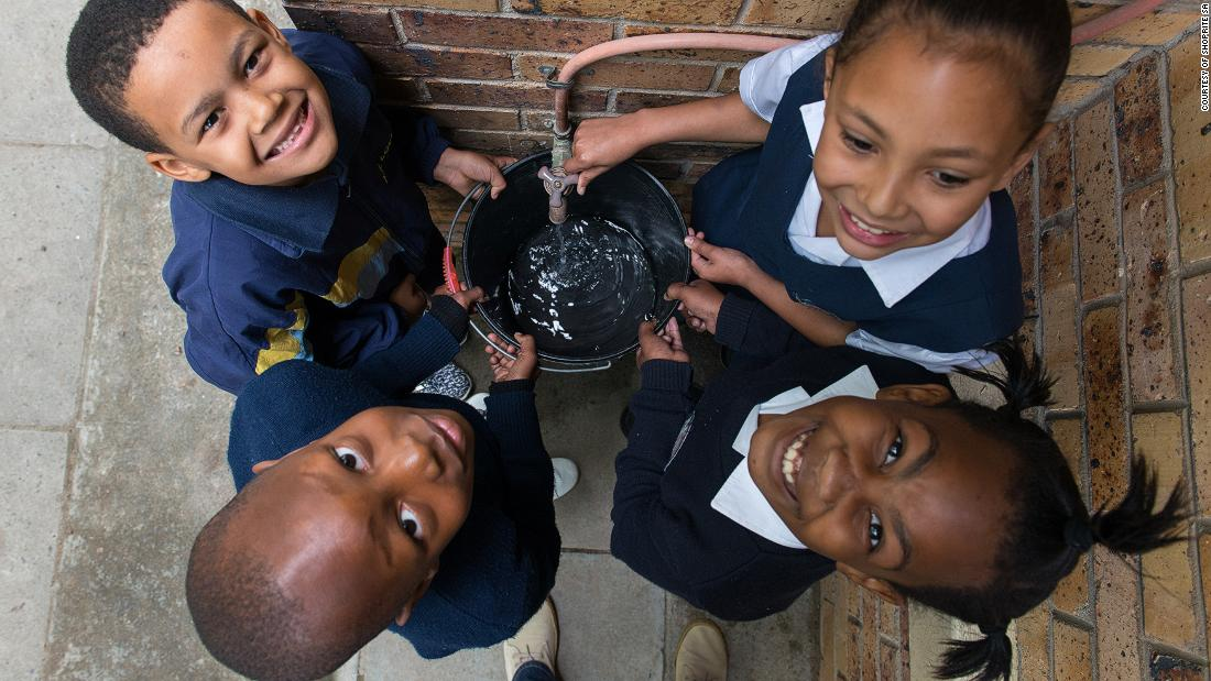How smart meters saved water and money in drought-ravaged Cape Town - CNN