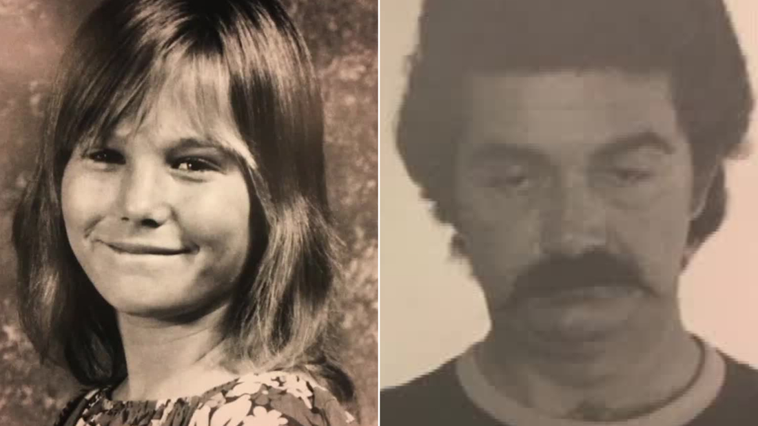 Police in Torrance, California, say DNA evidence found on the body of Terri Lynn Hollis, 11, was matched to the DNA of Jake Edward Brown. Brown died in 2003.