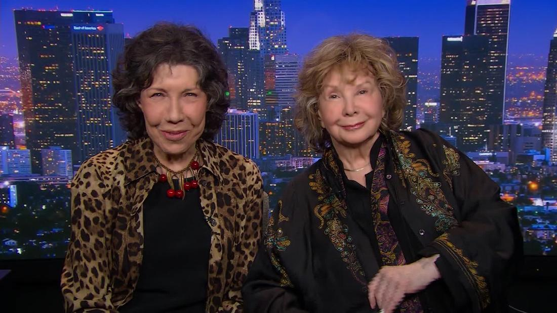 Lily Tomlin and Jane Wagner: 50 years of love and laughs