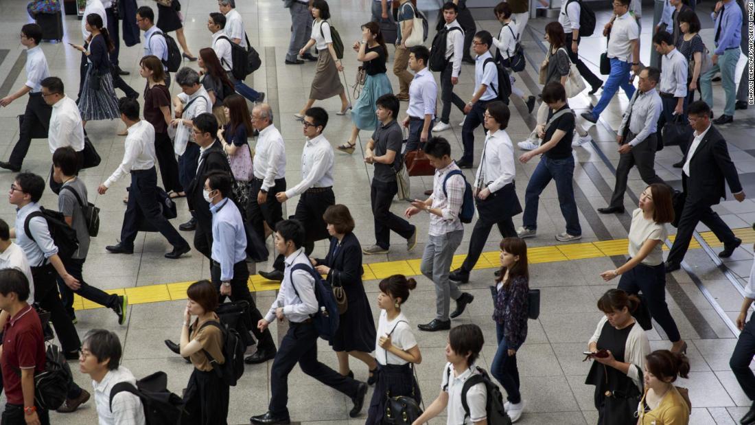 Landmark paternity case challenges Japan's work culture