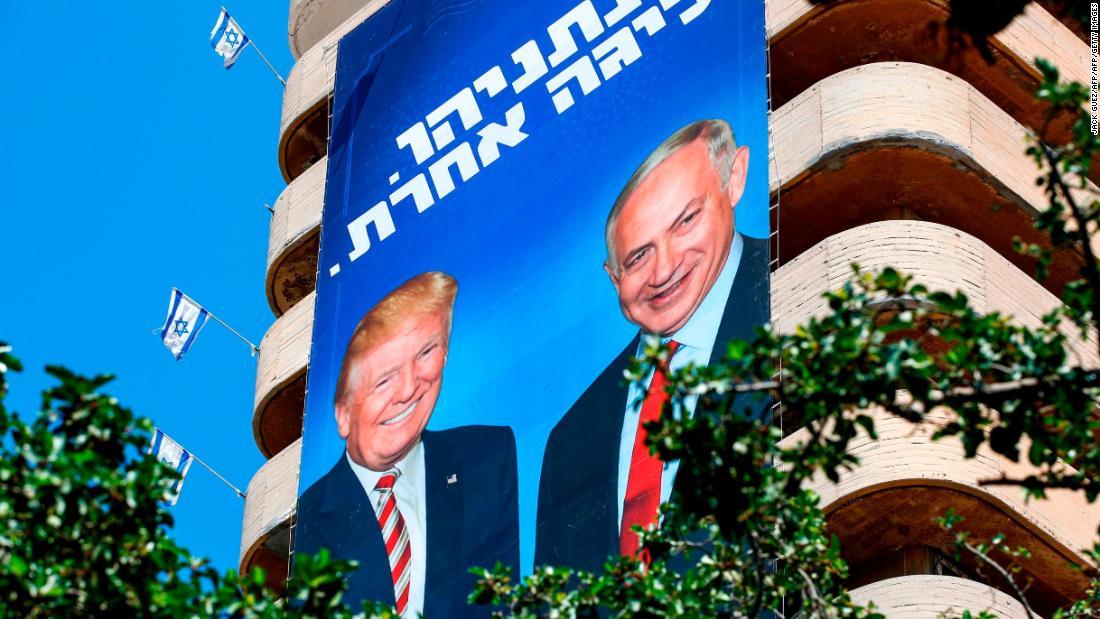 Trump ist nicht länger das Geschenk, das hält für Netanjahu