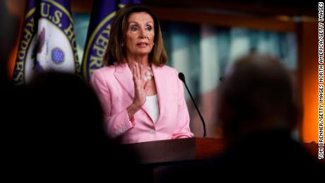 Pelosi: Trump administration 'entering a grave new chapter of lawlessness' if it doesn't turn over whistleblower complaint