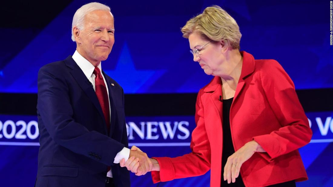 Why tonight's debate matters so much to Joe Biden
