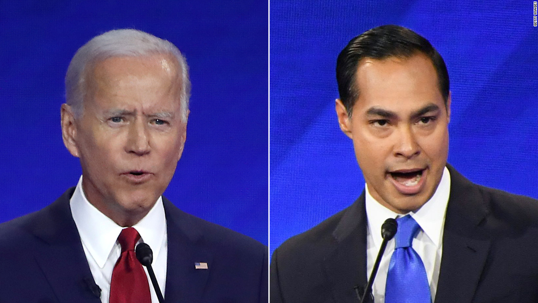 Joe Biden has his best debate night -- and that might be good enough