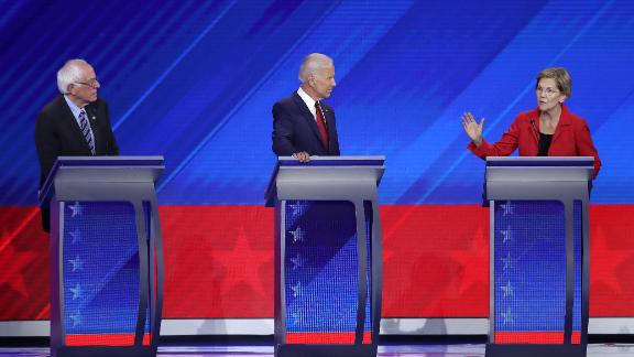 Image for CNN Poll: Democrats knotted in Nevada while Biden leads South Carolina