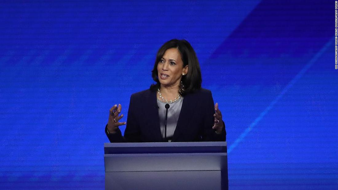 Kamala Harris plots Iowa blitz as campaign stalls