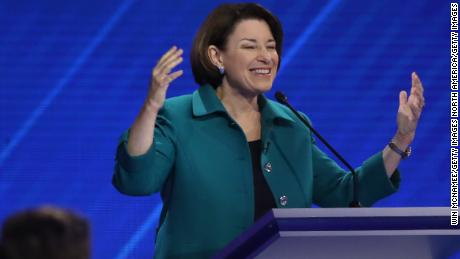 Amy Klobuchar launches first television ad in Iowa and New Hampshire