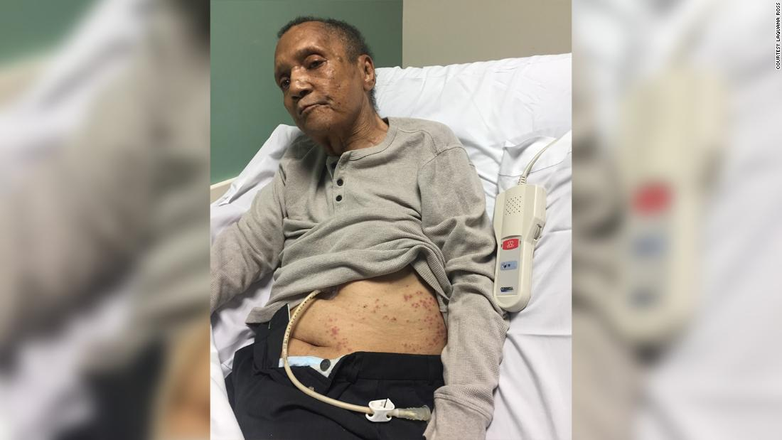 In his final days, a Vietnam vet at a VA facility was twice found covered in ants, daughter says
