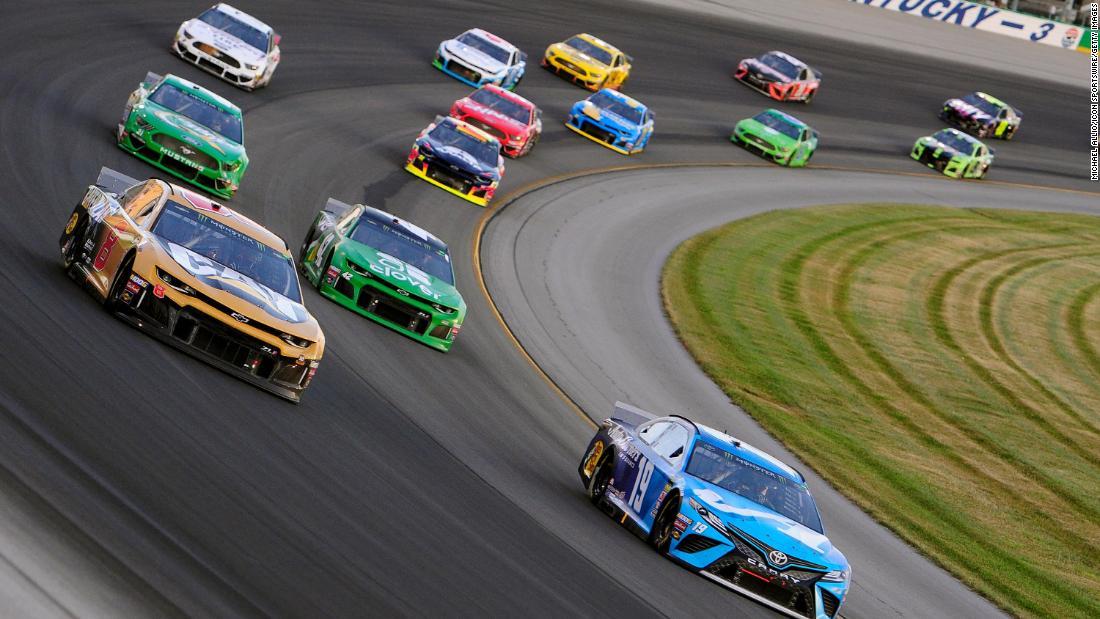 NASCAR shocks gun industry as it appears to block some firearm ads