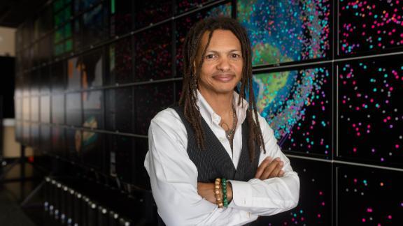 Dr. Moriba Jah is the director of UT