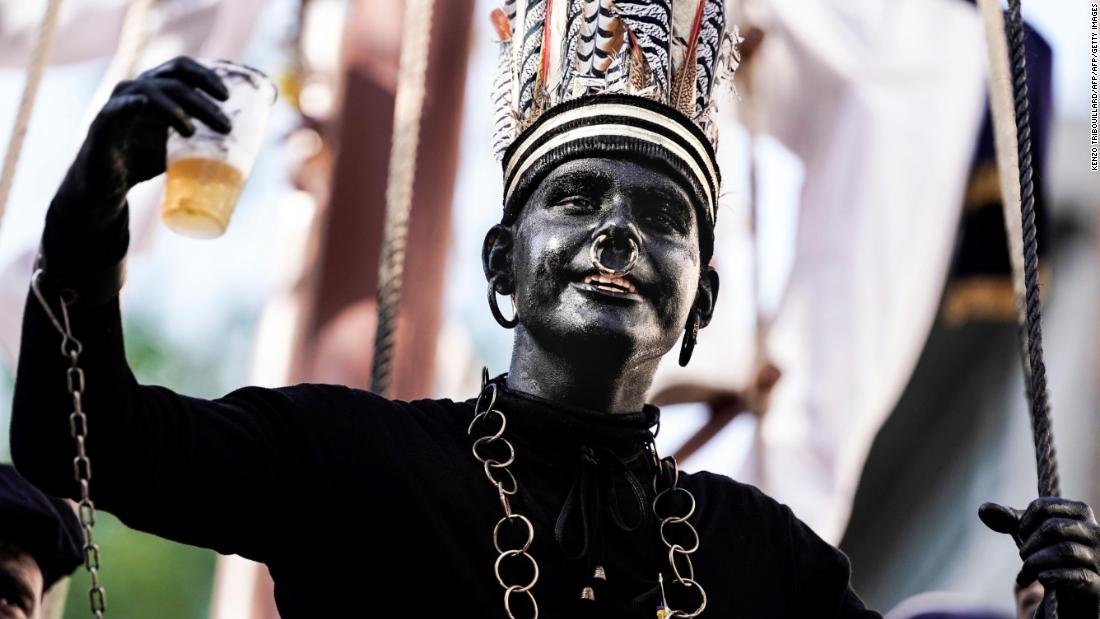 Belgium: This country with a colonial history has a blackface problem