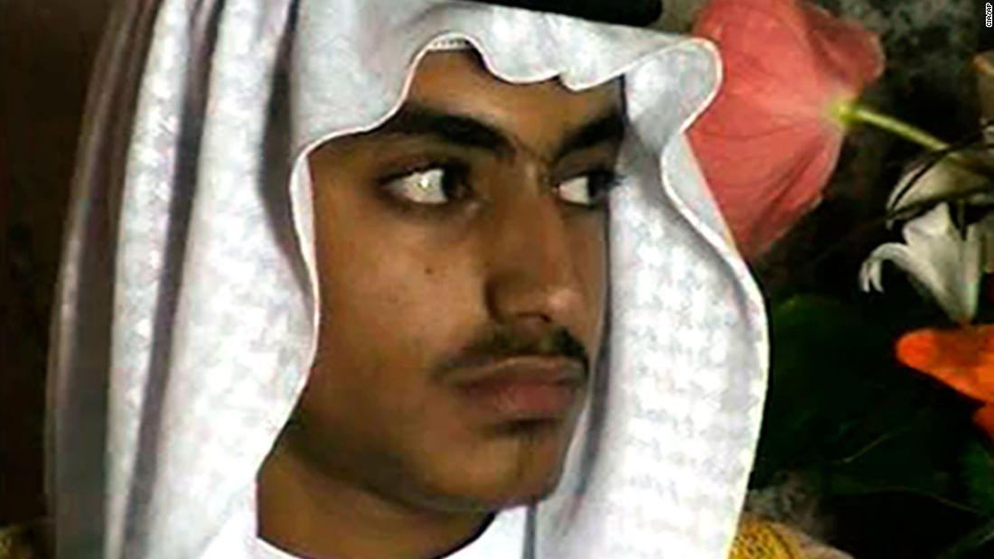 Trump confirms Osama bin Laden's son Hamza killed in US counterterrorism operation