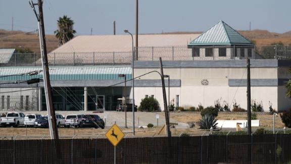 Federal Correctional Institution Dublin, located about 35 miles from San Francisco.