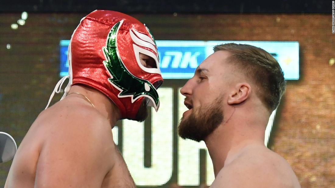 Tyson Fury defeats Otto Wallin in brutal Las Vegas fight