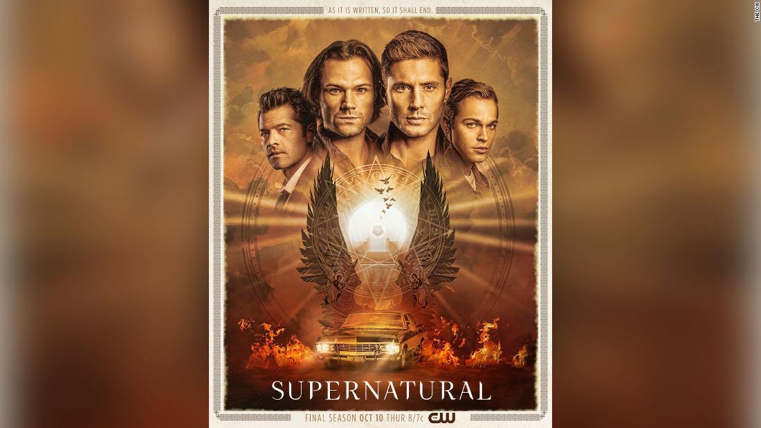 190914183757 supernatural season 15 poster super tease