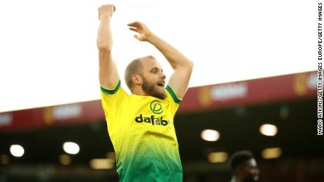 No player has been involved in more Premier League goals than Teemu Pukki this season.