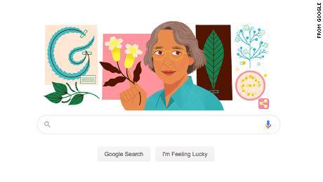 Ynés Mexía: Google Doodle celebrates Mexican-American ...