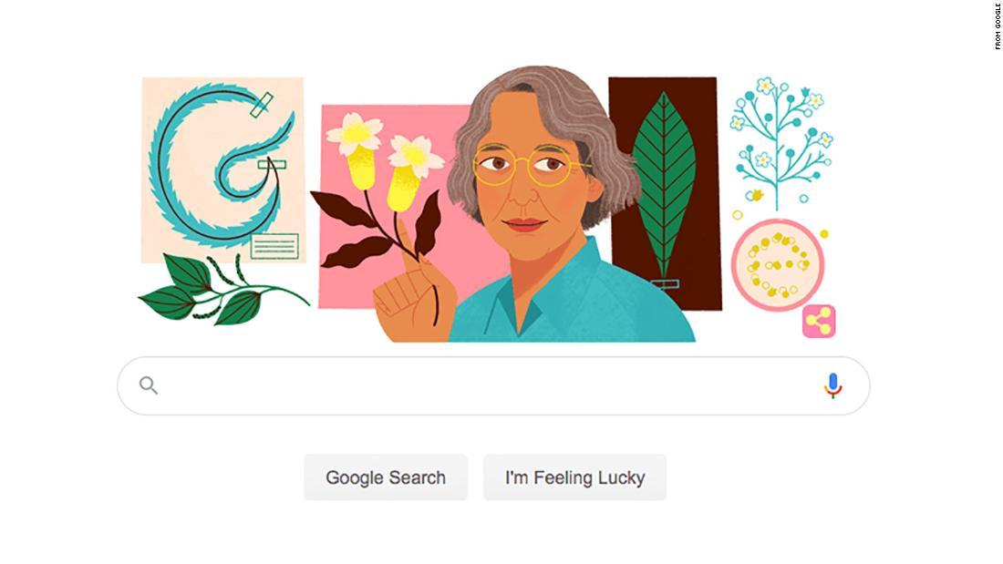 Google Doodle celebrates Mexican-American botanist and explorer Ynés Mexía