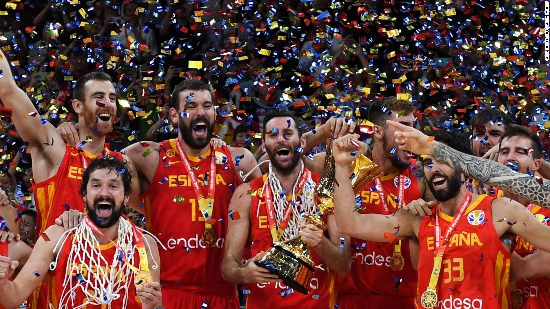 Image result for Spain basketball