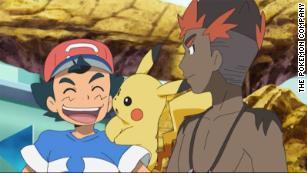 Ash Ketchum ha cercato di diventare un Pokémon Master da oltre 20 anni.
