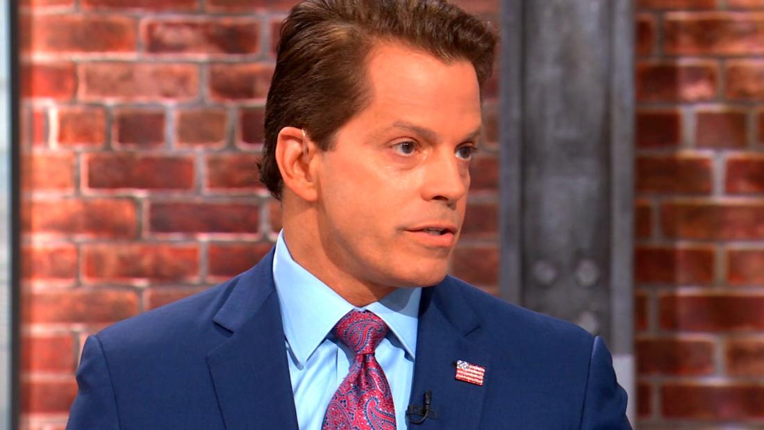 Scaramucci says Trump's rhetoric about attack on Saudi oil is 'a predictable level of irrationality'