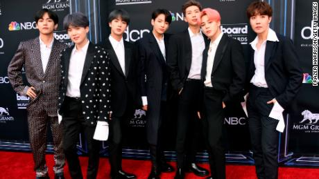 K-Pop superstars BTS are back, a month after announcing their extended break