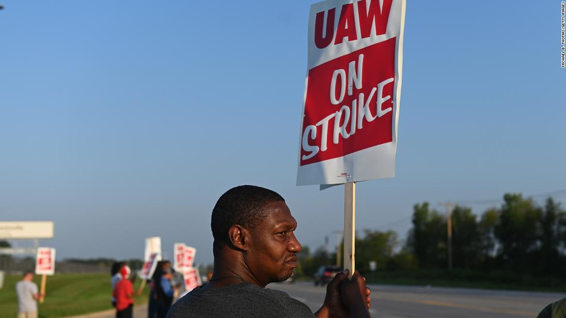 5 things we learned from Day 1 of the GM strike