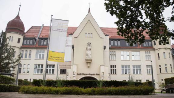 Three babies have been born with hand deformities at the Sankt Marien Hospital in Gelsenkirchen, western Germany, since June.