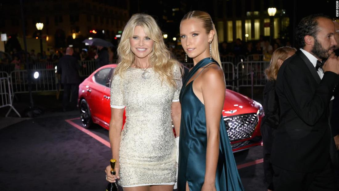 Christie Brinkley drops out of 'Dancing With the Stars'