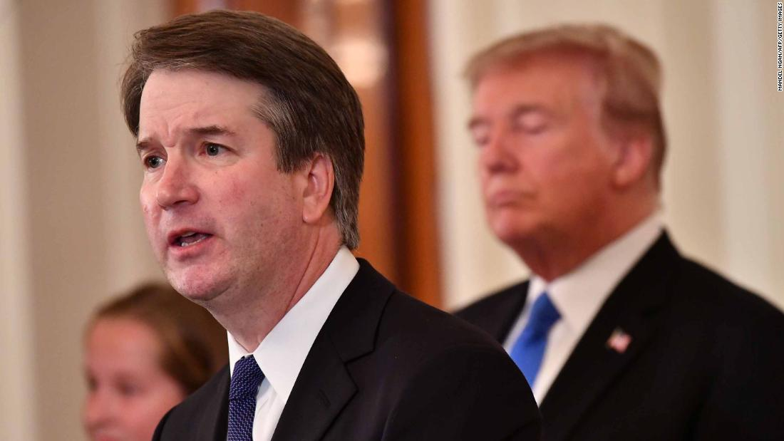 Brett Kavanaugh foreshadows how Supreme Court could disrupt vote counting – CNN