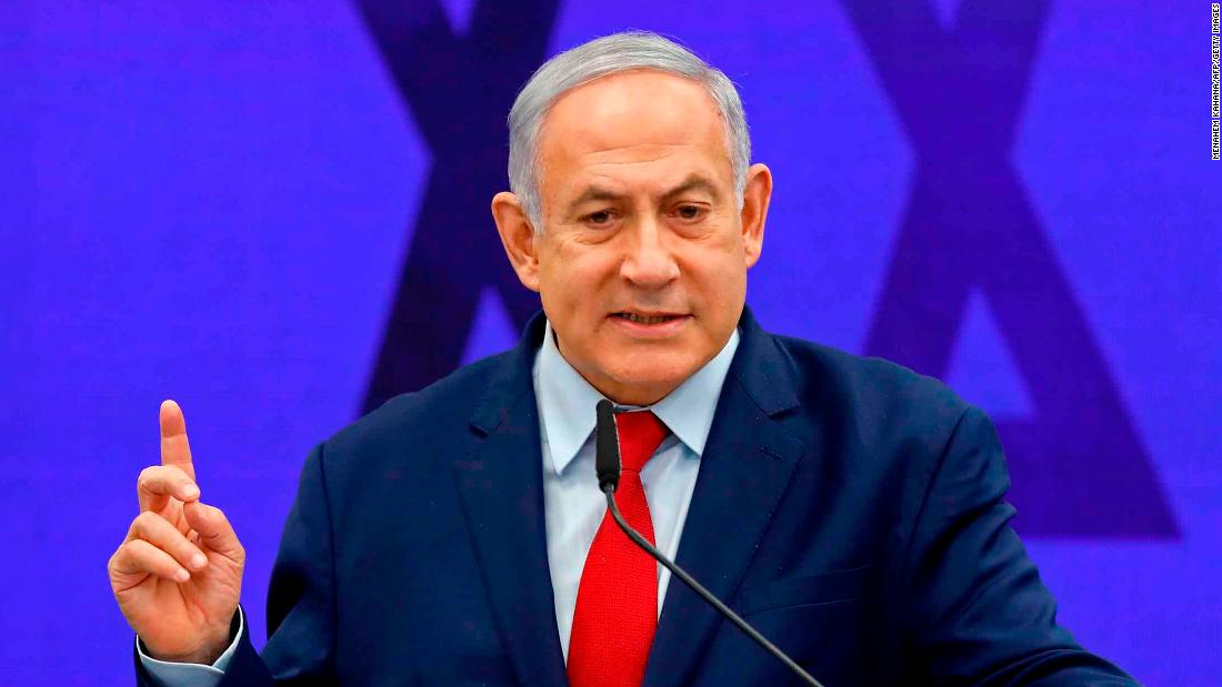Opinion: Trump is hanging Israel and Netanyahu out to dry