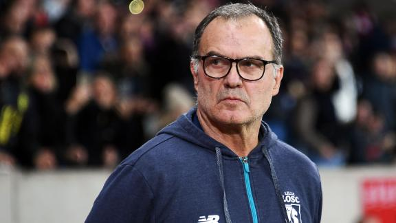 Marcelo Bielsa's reign as Lille coach lasted just 13 matches.