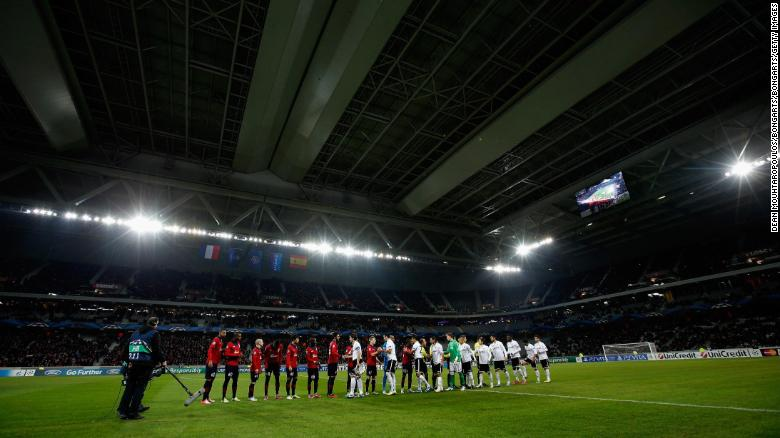 Lille and Valencia also faced off in the 2012 Champions League group stages.