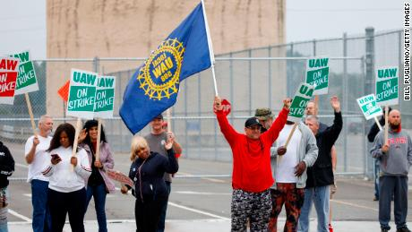 The GM strike was inevitable. How it's going to end is not so clear